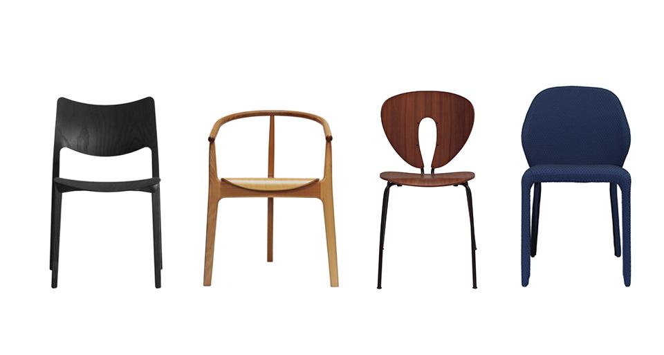 Mesas y sillas for Silla butaca comedor
